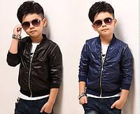 Весенняя куртка-ветровка для мальчика 2-5 лет