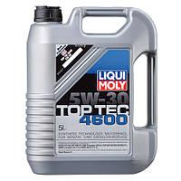Синтетическое моторное масло Liqui Moly Top Tec 4600 5W-30   5 л.