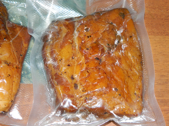 Копчение мяса в домашних условиях