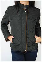 Женская весенняя куртка,стеганная женская куртка на весну ,женская куртка