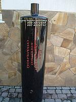 Бак дровяной колонки на 100 литров, стальной (3мм)
