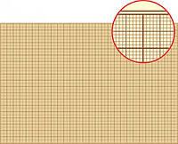 Бумага миллиметровая в рулоне 878х10м (СПб)