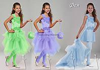 Нарядное платье-комплект Фея