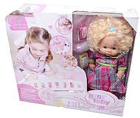 "Кукла ""Baby Toby"", интерактивная, 10 функций, с аксесс., в коробке"