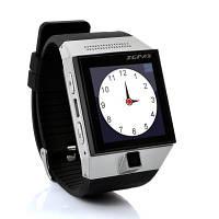 Часы телефон ZGPAX S5 (сенсорный экран, камера, двухъядерный процессор, Android 4.0 )