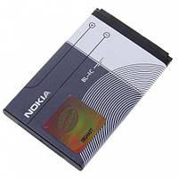 Аккумулятор для nokia bl 4c 6300, 1202, 6131, 1661, x2 00 копия