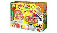 Незасыхающая масса для лепки пицца