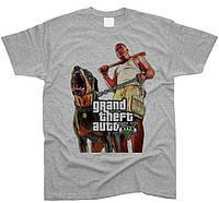 Grand Theft Auto 02 Футболка