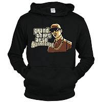 Grand Theft Auto 01 Толстовка с капюшоном