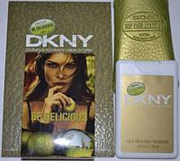 Женский пробник в кожаном чехле Donna Karan Be Delicious