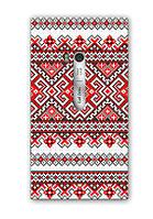 Чехол для Nokia Lumia 900 (Вышиванка)