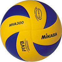Мяч волейбольный профессиональный MIKASA MVA 300 FIVB