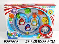 Детский Музыкальный мобиль (Карусель YY-3689)
