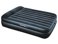 Надувная кровать Bestway 67345 Premium Double 2 Tier Air Bed, 152х203х48 см