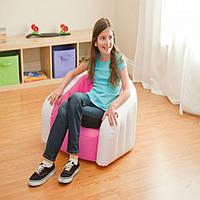 Детское надувное кресло Intex