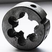 Плашка М-6х1,0, Р6М5, основной шаг (20/7 мм)