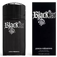 Мужская туалетная вода Paco Rabanne XS Black For Men 100ml