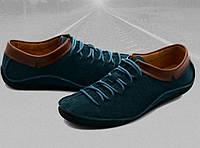 Стильные мужские замшевые  туфли  Gucci  2 цвета