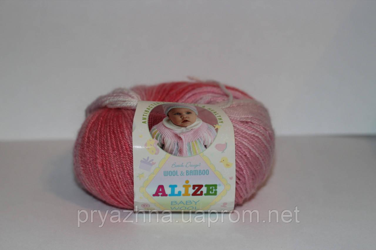 Пряжа для ручного вязания детская