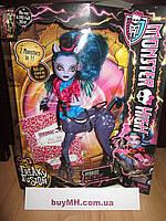 Кукла Monster High Freaky Fusion Avea Trotter Doll Авеа Троттер Чумовое слияние