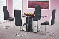 Стол обеденный стеклянный DEVON Halmar