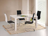 Стол обеденный деревянный RONALD 120 см Halmar