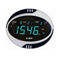 Электронные настенные часы VST-770Т-5