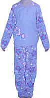 Пижама для девочки, байка