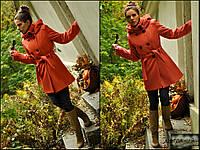 Пальто  кашемировое женское на весну