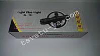 Фонарь-электрошокер Police BL 1103, аккумуляторный, толщина пробоя 60 мм, шокер 1103