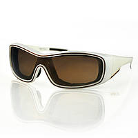 Очки Bobster Zoe Convertible, Pearl Frame, Gold Mirror Brown Lens