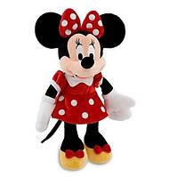 Мягкая игрушка Минни Маус в красном, Disney