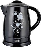 Керамічний електрочайник MAGIO MG-125