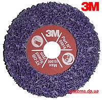 3М™ 05816 Scotch-Brite™ Clean&Strip XT-DB Purple™ - Зачистной круг 115 x 22,24 х 13 мм