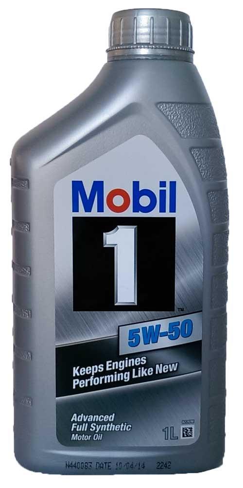 Mobil 1 5W50 Купить