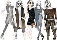 Весенняя мода 2015