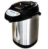 Термопот для дома и офиса livstar 4147, 2 в 1: электрочайник + термос, сохранение температуры воды, объем 4 л