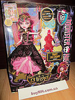 Кукла Monster High 13 Wishes Haunt the Casbah Draculaura Doll Дракулаура 13 желаний