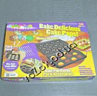 Формы формочки  для выпечки Bake delicious cake pops 12 ячеек