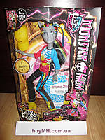 Кукла Monster High Freaky Fusion Neighthan Rot Doll Нейтан Рот Чумовое слияние