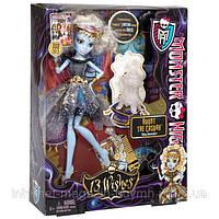 Кукла Monster High 13 Wishes Haunt the Casbah Abbey Doll Эбби 13 желаний