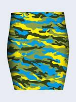 """Юбка 3D """"Украинский камуфляж"""""""