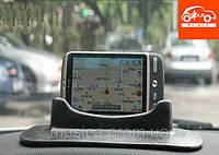 Универсальный силиконовый держатель коврик для GPS, планшета смартфона 7дюйм (в подарочной упаковке)