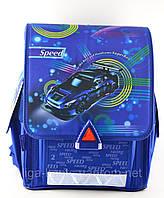 Ортопедический ранец для мальчика Тайгер машина