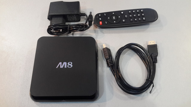 инструкция tv box m8