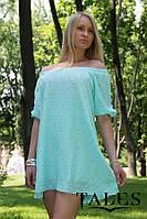 Платье из прошвы Bell_mint