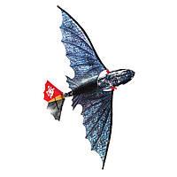 "Летающий дракон Беззубик ""Ночная Фурия"" DreamWorks Dragons Defenders of Berk"