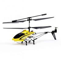 Mini-heli cyclone 5009, вертолёт на радиоуправлении, пульт ду на 10 метров, на аккумуляторных батареях