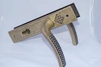 Ручка-планка COBO A.BRONZE new 85mm