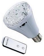 Лампа на аккумуляторе 16LED + пульт